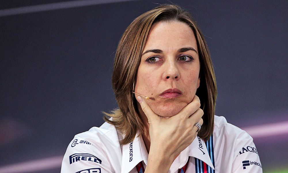 claire williams  f1 needs financial controls to safeguard