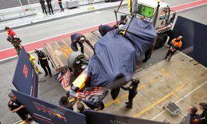 Upbeat Verstappen shrugs off final day spin