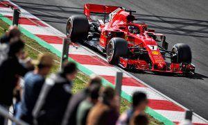 Raikkonen rates Ferrari's 'strong package'