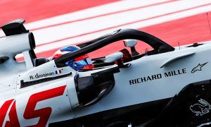 Grosjean hopes Halo will be 'just a transition phase'