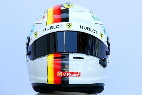 Gallery: All the 2018 F1 drivers' helmets