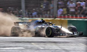 Bottas ruing costly qualifying crash with gearbox penalty