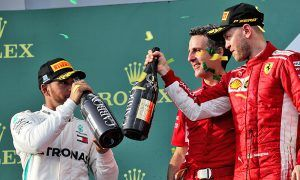 Palmer: Losing to Vettel in Melbourne 'will hurt Hamilton'