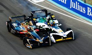 Vergne extends Formula E points lead with Punta del Este win