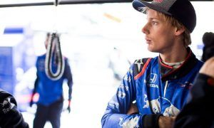 Baku is unknown territory for Hartley, but he's done his homework