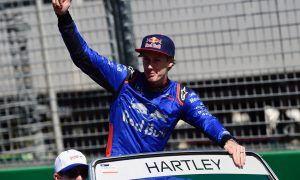 Hartley seeking long-term lease with Formula 1