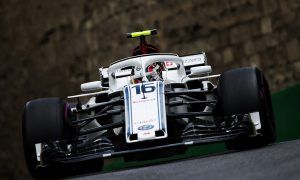 Amazing Leclerc continues F1 breakthrough with first career points