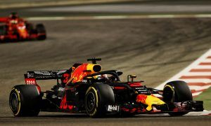Excited Ricciardo sees Ferrari duo within reach