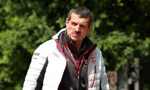 Steiner remains cautious over Haas' plans for future growth