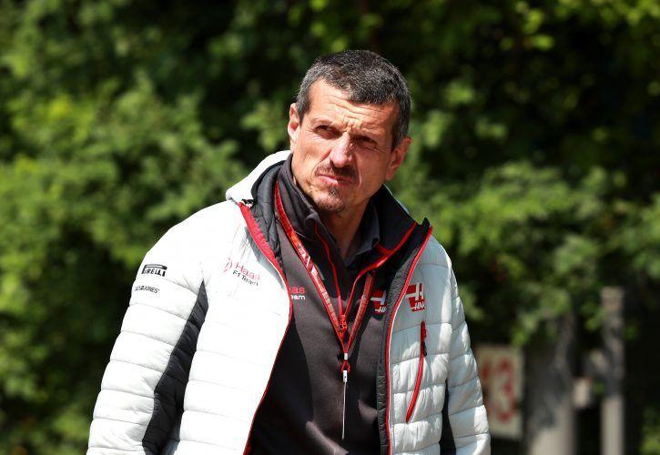 Gunther Steiner (ITA), Haas F1 Team Principal