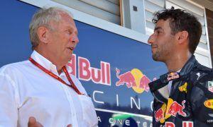 Marko: 'Herr Wolff will fall on his face with Ricciardo'