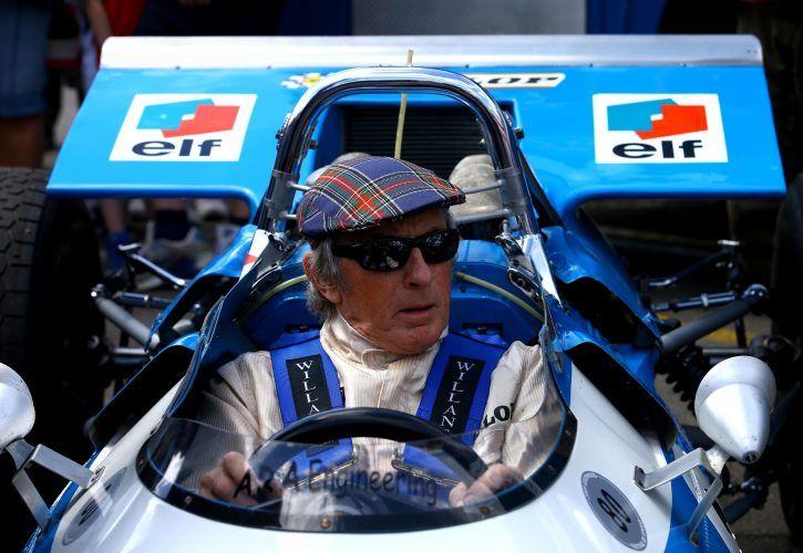 Grand Prix Racing >> Jackie Stewart to reunite with winning Matra at British GP