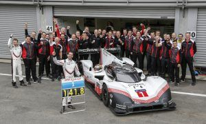 Faster than F1 around Spa - Porsche LMP1 car stuns!
