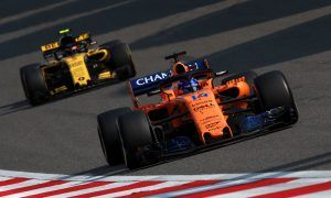 Renault engine win feeds McLaren's motivation - Alonso