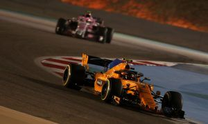 Lost in the numbers but a brilliant drive by Vandoorne