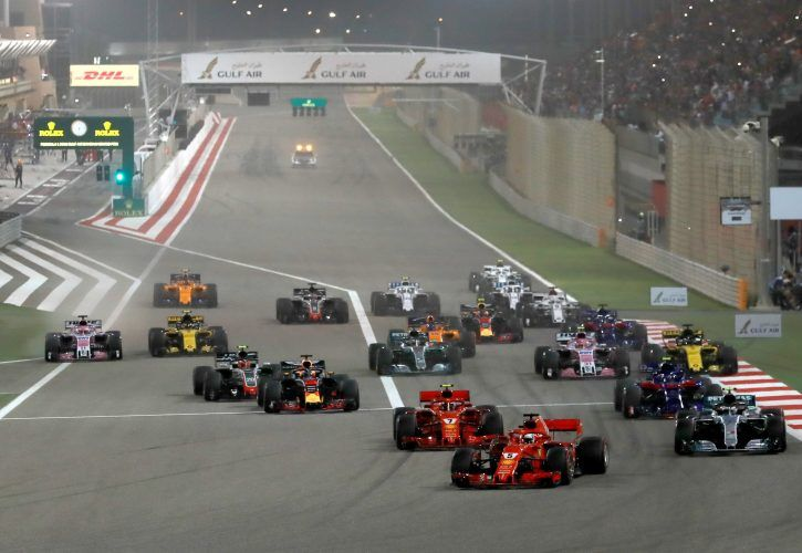 Formula 1 Finally Sets Launch Date For F1 Tv Streaming Service