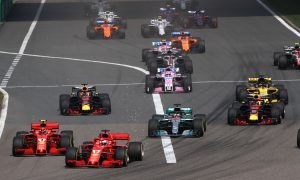 F1 raises fuel limit for 2019 to allow 'full power at all times'