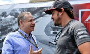Todt backs Alonso's world endurance bid