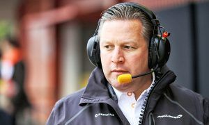 Unacceptable situation forces McLaren to get its house in order - Brown