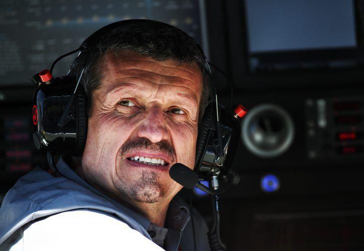 Guenther Steiner (ITA) Haas F1 Team Prinicipal.