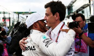 Wolff and Hamilton 'needed their time' after tense 2016 season