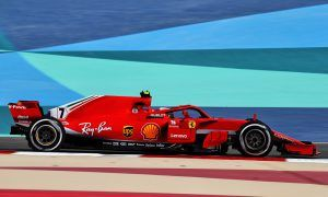 FP2: Ferrari's Raikkonen and Vettel shine in the Bahrain night