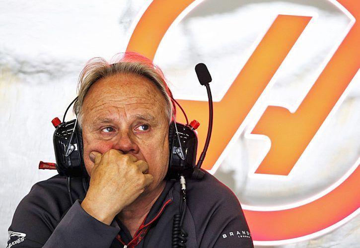 Gene Haas (USA) Haas Automotion President