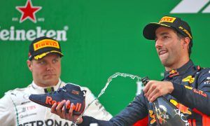 Bottas disappointed after 'deserved' win 'slips away'