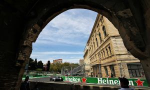 Baku bags new three-year extension in F1