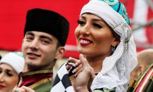 Azerbaijan GP: Sunday's action in pictures