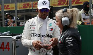 Wolff: Mercedes struggles delaying Hamilton contract talks