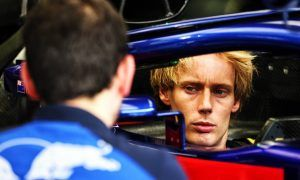 Hartley: 'Pressure in F1 forces me to remember why I'm doing it'