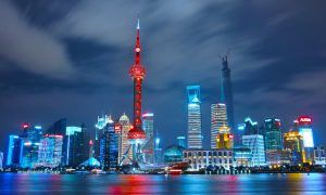 Shanghai set for Formula 1's first fan festival of the year