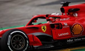 Giovinazzi: 'Always a privilege to be at the wheel of a Ferrari'