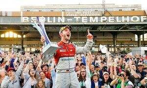 Audi's Abt and di Grassi jubilant after home one-two