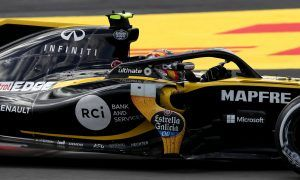 Sainz puts Renault in charge in the mid-field with P7 finish