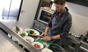 Grosjean cooks his way through Baku blunder