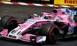 Best of the rest Ocon hails 'fantastic' sixth-place result