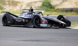 Massa completes Gen2 Formula E test with Venturi