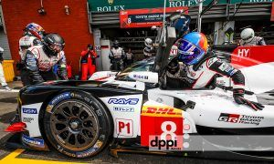 Take a lap around Spa with Toyota's Fernando Alonso