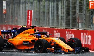 Williams requests review of Alonso's actions in Baku