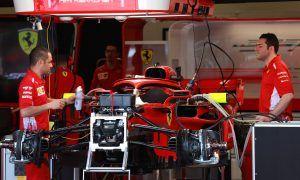 Rival teams take aim at several details of Ferrari's SF71-H