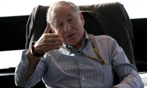 Todt sees retaining current manufacturers in F1 as main priority