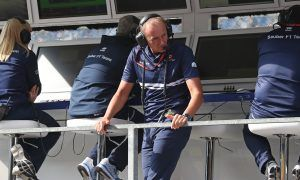 Technical director Jorg Zander out at Sauber