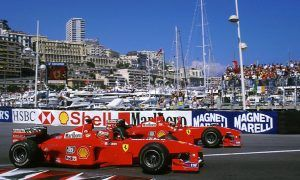 Schumacher and Irvine paint the Principality red