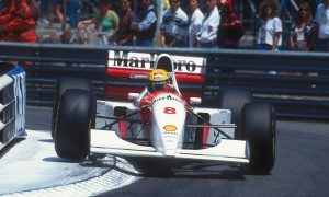 Senna's last winning run around Rascasse