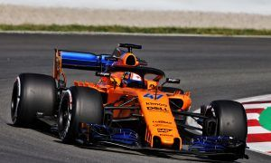 Fast McLaren all about combining old and new spec car - Norris