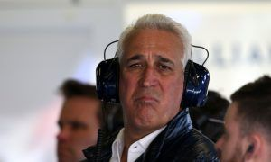 Stroll Sr keeps his faith in Williams despite 'rude awakening'