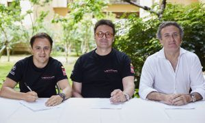 Felipe Massa joins 2018/19 Formula E grid with Venturi!