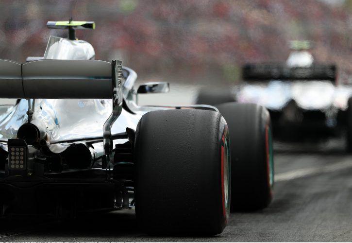 Valtteri Bottas (FIN), Mercedes